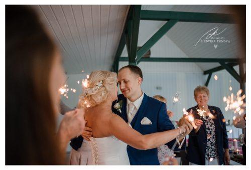 svatební prskavky fotografie svatební fotograf